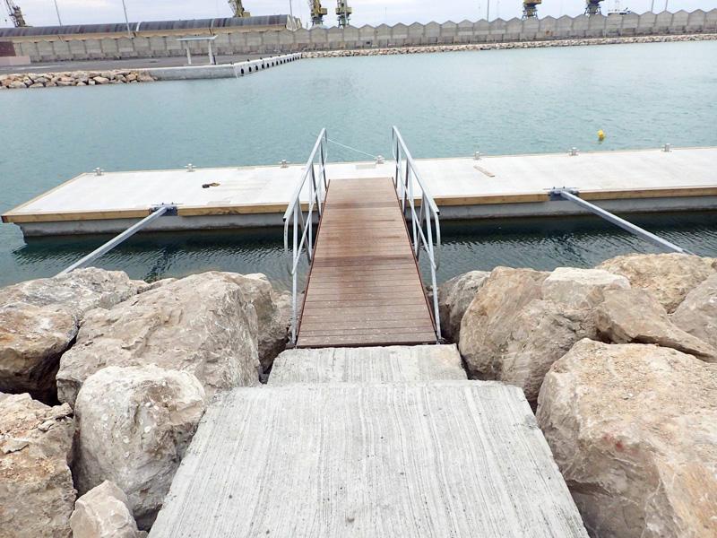 ponton-luka-Drač-most