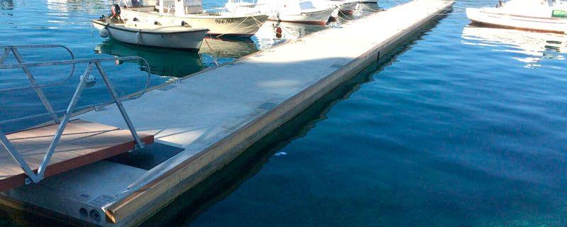 ponton-za-brodice-Mali-Lošinj-Poljane