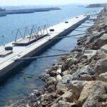 ribarski-ponton-Durres-instalacija
