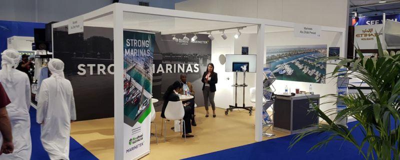 Marinetek izlagač na sajmu Abu Dhabi International Boat Show