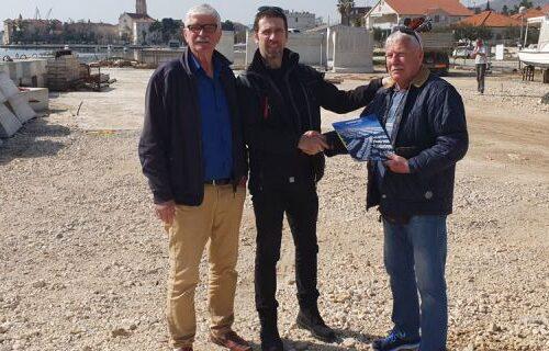 Potpisan ugovor o dobavi i montaži plutajućih gatova u Športskoj luci Brigi-Lokvice